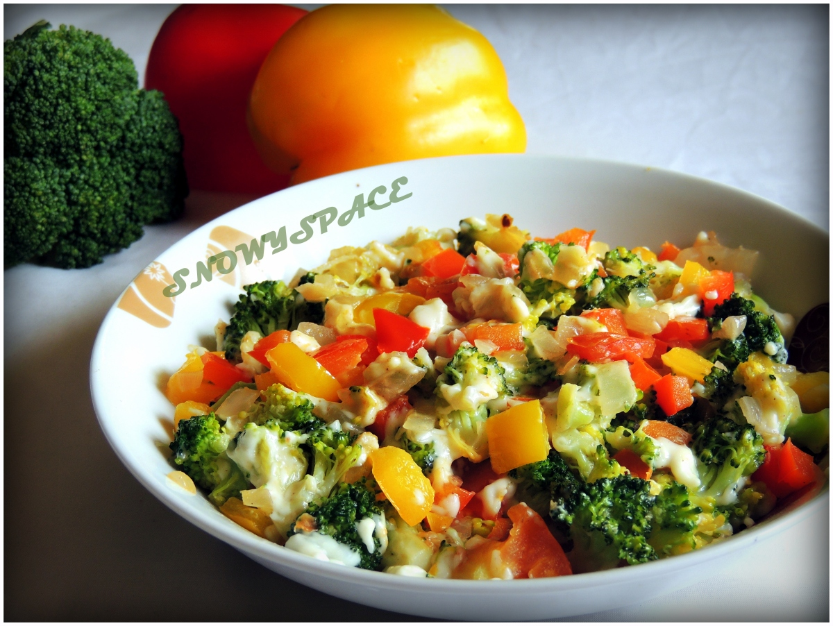 The Che(easy) way to make your kid eat some goody good Broccoli (Broccoli stir fry with cheese recipe)