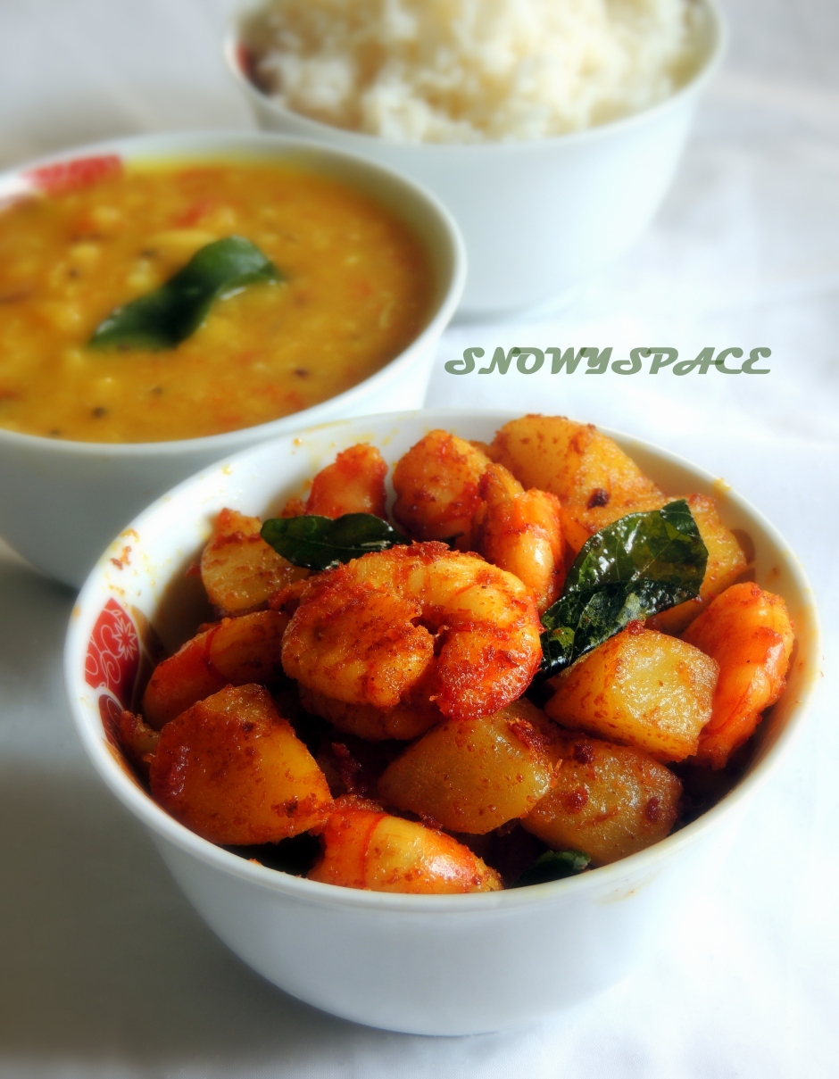 South Indian Prawn Fry The Home Maker